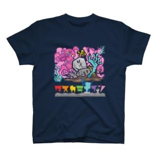 タスカラナイン/キービジュアル T-shirts