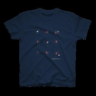 sushitomokaiのNIGIRI T-shirts