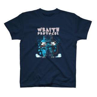 バージリスク(レイス・プロトコル) Tシャツ