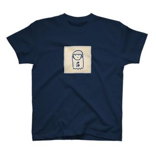 眉毛ちゃん  T-shirts