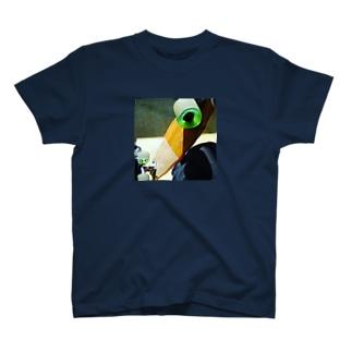 GLOBE Blazer Tシャツ