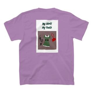 my world my youth T-shirts