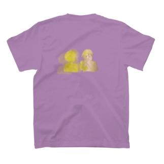 誰もいない(紫の川) T-shirts