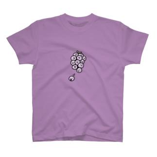 ぶどうさんず T-shirts