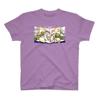 [濃色用]We are Awaho Hunters! T-shirts
