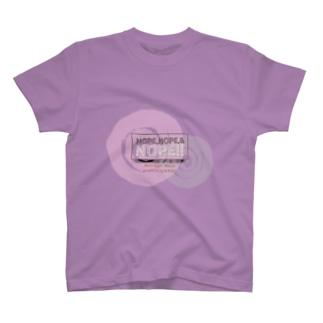 N,N&n Slightly simple series (若干シンプルシリーズ) T-shirts