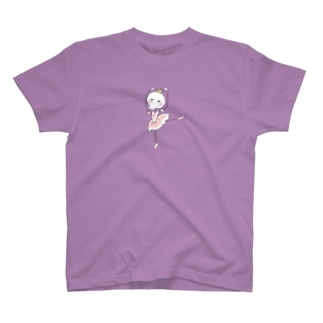 バレリーナちゃん T-shirts