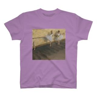 義足のバレリーナ Ⅰ T-shirts