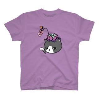 エケネコ T-shirts