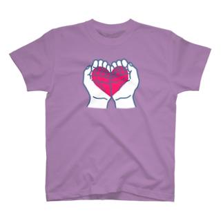 チョモランマリの手の中にホラ♡ T-shirts