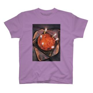 BOKUHIKARUのハッピーバースデートゥーユー T-shirts