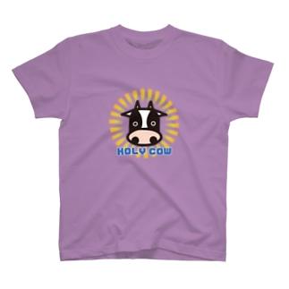 おもしろ英語表現(holy cow) T-shirts