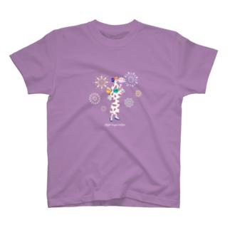 お祭り騒ぎ T-shirts