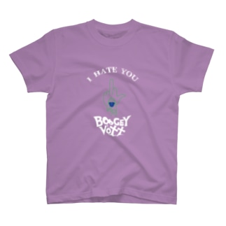 HATE YOU-Tシャツ- T-shirts