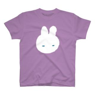 Sesujiのうとうとうさぎ T-shirts