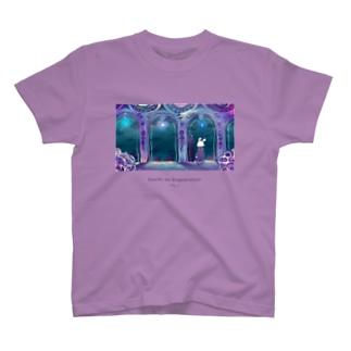 命の鏡合わせ T-shirts