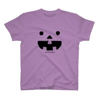 おやしらずくんのかぼちゃ【期間限定】 T-shirts