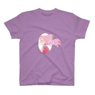 irodori-laboの小国の皇女 T-shirts