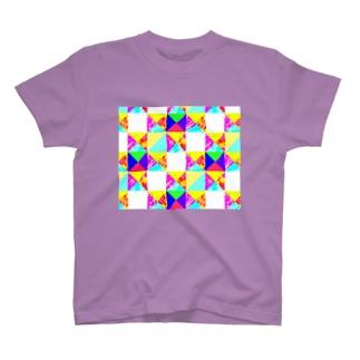 クレヨン積み木の頃 T-shirts