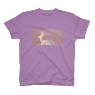 朝露の首飾り T-shirts