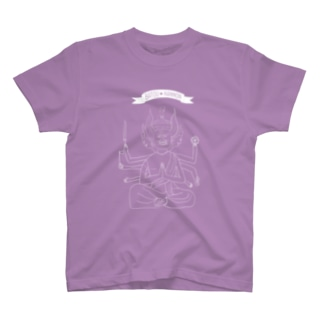 馬頭観音(白) T-shirts