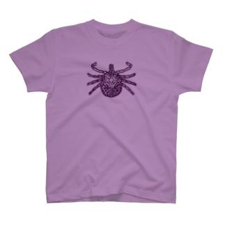 アンフィ合同会社のタカサゴキララマダニTシャツ T-Shirt