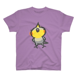 ドヤオカメ パール T-shirts
