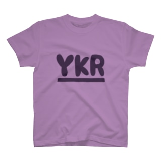 YKR T-shirts
