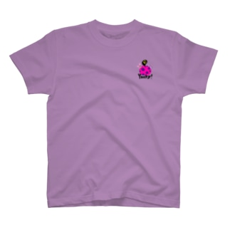 Yucky!  かぶりつきシリーズ 毒りんご T-shirts