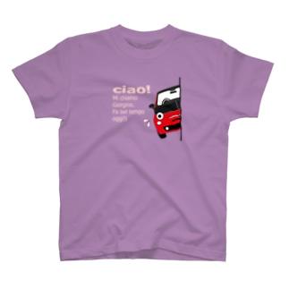 MYHひょっこりちん じょるじ~の 特濃 T-shirts