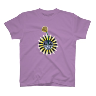 Mid-knight-Rose T-shirts