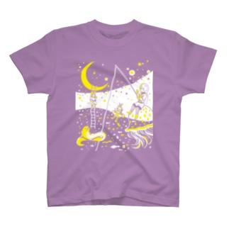 銀河バケーション T-shirts