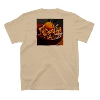 MASSAMAN&Co.のツナキムチ丼 T-shirts