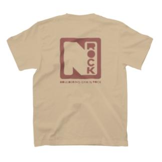 エヌロック ロゴ T-shirts