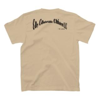 まんまるふぇいすのMr.ラウ(COZY ver) T-shirts