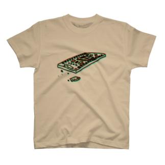 モゲマイクロ T-shirts