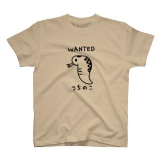 つちのこ 指名手配 T-shirts