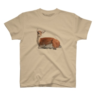 シカの息抜き T-shirts
