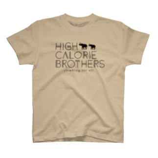 ハイカロリーブラザーズ T-shirts