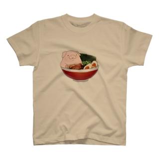 TONKOTSU T-shirts