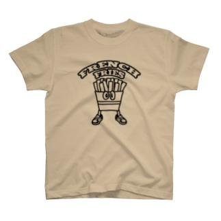 potato_boy T-shirts