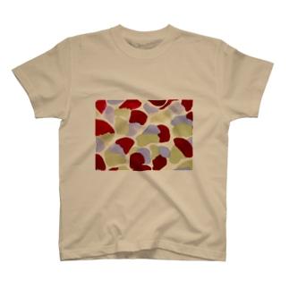 吸着する7月 T-shirts