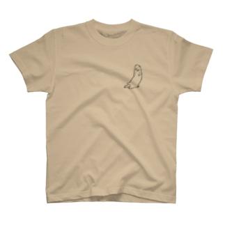 すやすやふぇれっとワンポイント T-shirts