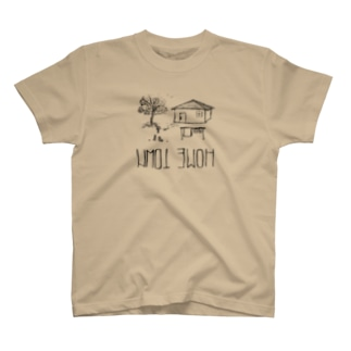 HOME TOWN T-shirts
