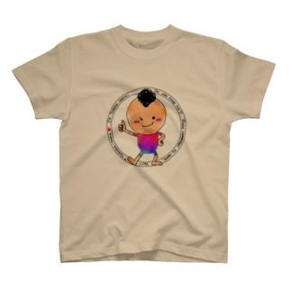 miritakaの時間のトサカ丸 T-shirts