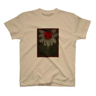 六六六さん T-shirts