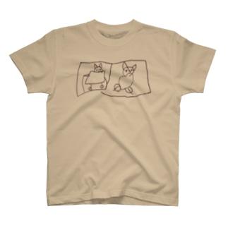 ねこやさん T-shirts