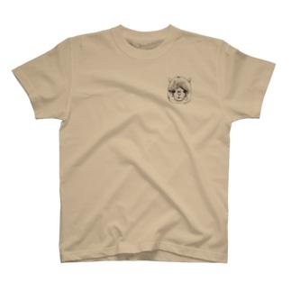 アルパカ T-shirts