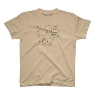 スコーンのTシャツ T-shirts