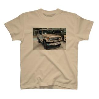 憧れの。 T-shirts